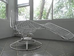 Wire Patio Chairs Cincinnati Modernation Thrift Store Score Homecrest Siesta Chaise