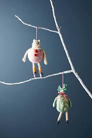 mint christmas ornaments u0026 holiday decor anthropologie
