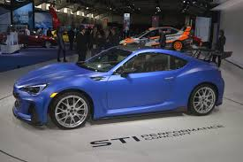 subaru coupe 2015 subaru unveils sti performance concept at 2015 new york auto show
