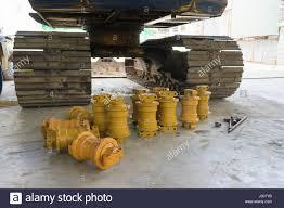 dozer roller stock photos u0026 dozer roller stock images alamy