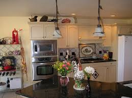 Coffee Themed Kitchen Canisters Simple Kitchen Decor Themes Chef Decorating Inside Ideas