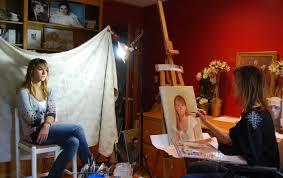 portrait artist portrait painter oil portraits sonia hale