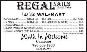 regal nail salon prices ratings reviews and spa