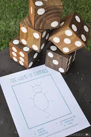diy backyard games and free printable cooties game our