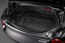 mustang trunk space 5 coolest things about the 2017 mazda mx 5 miata rf
