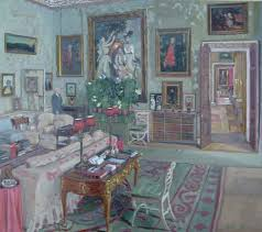 interiors paintings by will topley
