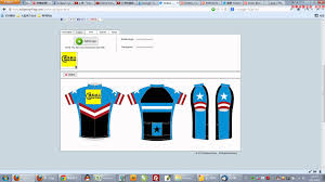 design jersey motocross cycling jersey online design tool youtube