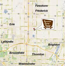 Brighton Colorado Map by Secure Storage Rv Trailer Camper Boat Indoor Covered Outdoor