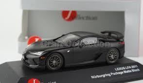 lexus lfa model car matte black 1 43 scale lexus lfa 2011 coupe luxury sport car