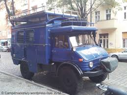survival truck awesome unimog camper truck campervan crazy
