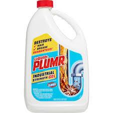 Best Drano For Sink by Liquid Plumr 128 Oz Industrial Strength Gel Drain Opener