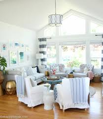 livingroom makeovers living room makeover reveal the happy housie makeovers on budget