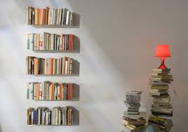 Hanging Wall Bookshelves by Living Room Hanging Wall Shelves For Books Throughout Design Best