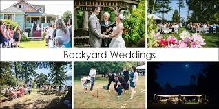 backyard wedding venues unique and beautiful bc wedding venues