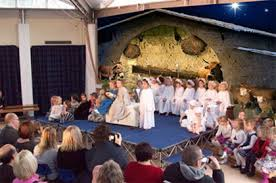 nativity backdrops