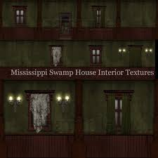Interior Textures Second Life Marketplace Textures R Us Mississippi Swamp House