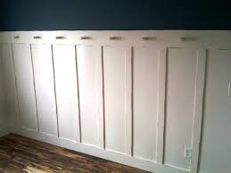 charming measurement for build recessed panel wainscoting