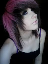 pink and black scene hair scene fashion hair pinterest scene
