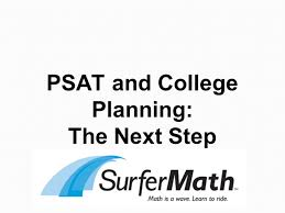 psat and college planning the next step interpreting your psat