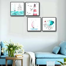 marine decorations for home wall decor gorgeous sea life wall decor for your house sea life