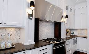 carrara marble kitchen backsplash popular of marble kitchen backsplash design mosaic tile regarding