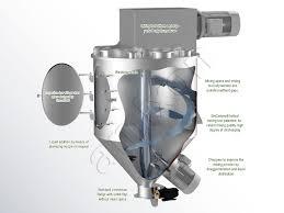 powder mixer vacuum dryer vertical mixer industrial mixer amixon