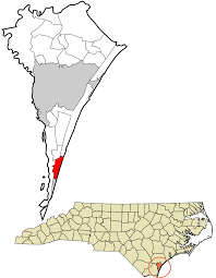 Wilmington Nc Zip Code Map by Carolina Beach North Carolina Wikipedia