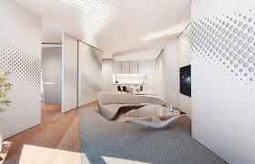 zaha hadid interior interiors of dubai s opus office tower designed by zaha hadid boca