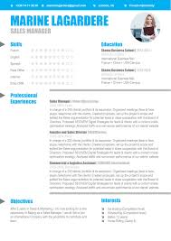 Resume Sample After Long Break by Professional Template Polished Resume Mycvfactory