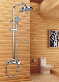 aliexpress com buy 53201 modern bathroom wall mount rain shower