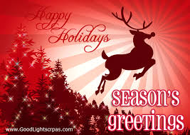 seasons greetings card wblqual