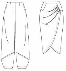Draped Skirt Tutorial My Choices Sewingplums Page 2