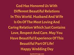 happy wedding day quotes happy wedding day marriage quotes 2 image