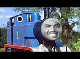Thomas The Tank Engine Meme - quad city djs feat thomas the tank engine slam the jam engine