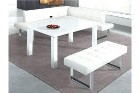 banc cuisine pas cher table et banc cuisine table de cuisine d angle pouf moderne acier