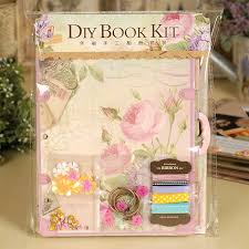 best scrapbook albums foto album fashion best gift diy complete scrapbook kit for family