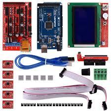 amazon com kuman 3d printer controller kit for arduino mega 2560
