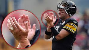 the bears wedding band uni talks to ben roethlisberger other athletes about