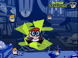 dexters laboratory background wallpaper miwadi machine