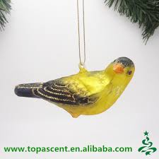 2015 blown glass birds ornament from direct