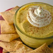 thanksgiving day appetizers recipes pumpkin dip easybaked