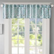 Torquoise Curtains Buy Turquoise Curtains Window Treatments From Bed Bath Beyond