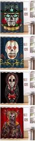 day of the dead bathroom set day of the dead bathroom set u419 71 custom home decor cool pirate and skull download