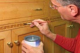 Change Cupboard Doors Kitchen by 2017 Cost To Paint Kitchen Cabinets Ceilings Walls Doors Trim