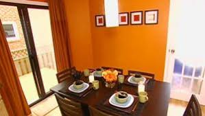 orange kitchen ideas designer kitchens hgtv