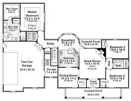 country style house plan 3 beds 2 00 baths 1635 sq ft plan 21 276