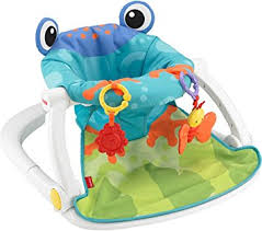amazon com fisher price mon siège à jouer grenouille baby