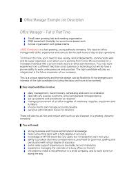 Resume Job Description Examples by Business Owner Job Description For Resume Resume For Your Job