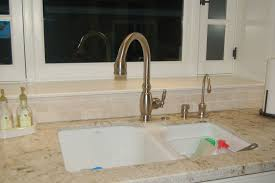 Kitchen Faucet Placement Kitchen Faucet Placement Built In Soap Dispenser For
