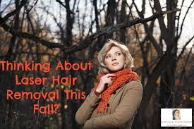 thinking about laser hair removal this fall get the facts from